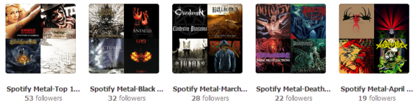 SpotifyMetal