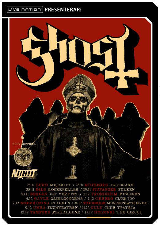 Ghost-live-2013