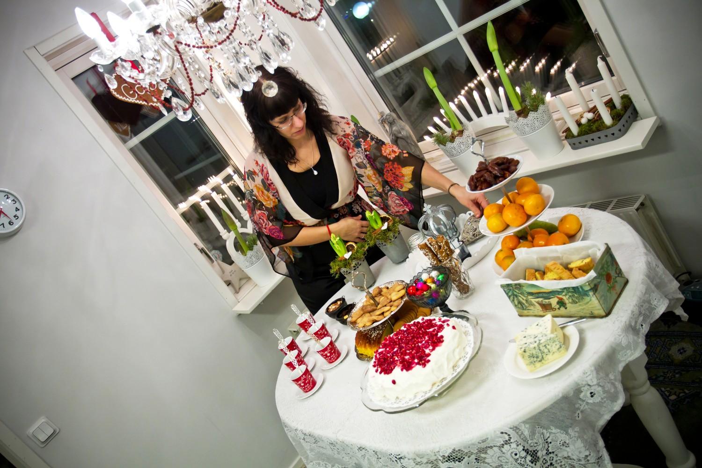 Johannas Lindqvist glöggfest
