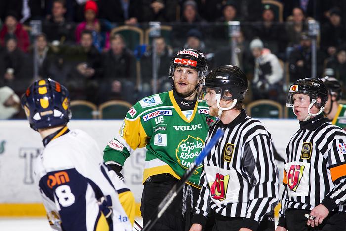 IF Björklöven - IF Sundsvall Hockey i Allettan Norra, Olof Mårs