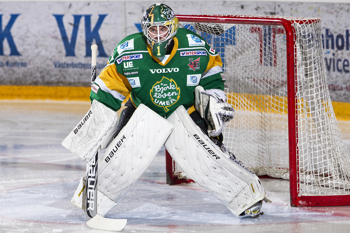 IF Björklöven - IF Sundsvall Hockey i Allettan Norra, Petter Sandström