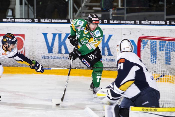 IF Björklöven - IF Sundsvall Hockey i Allettan Norra, Nicklas Johansson