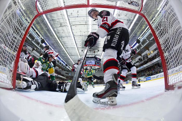 Kvalserien Hockeyallsvenskan, IF Björklöven - Piteå HC