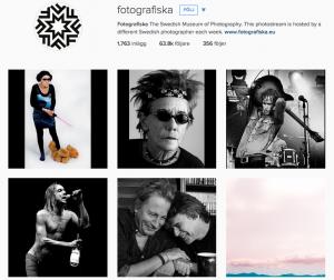 Fotografiska - Instagram