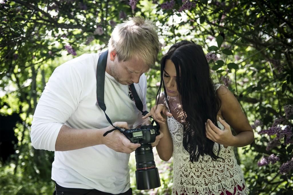 Fredrik och Anna. Foto: Thea Holmqvist