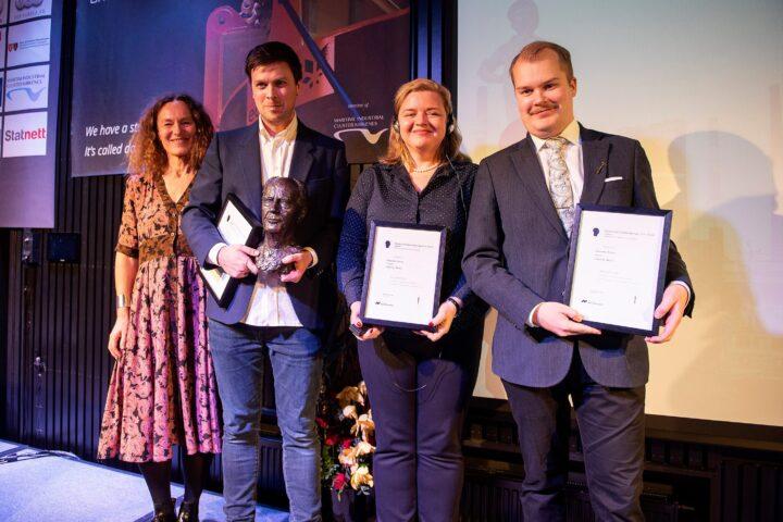 Vinnare, Camilla Stoltenberg, Amund Trellevik, Anna Kireeva, Tim Andersson Rask