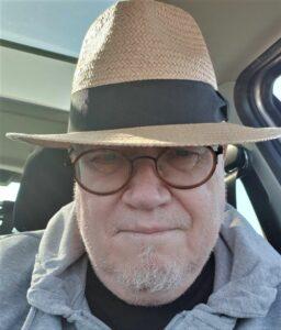 Kent Lundholms stråhatt