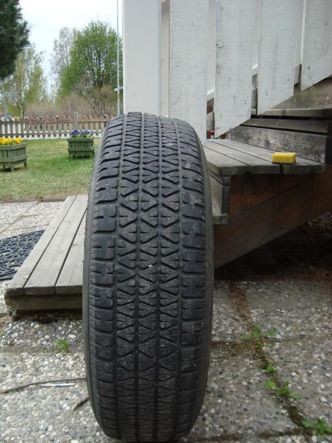 Obalanserade däck