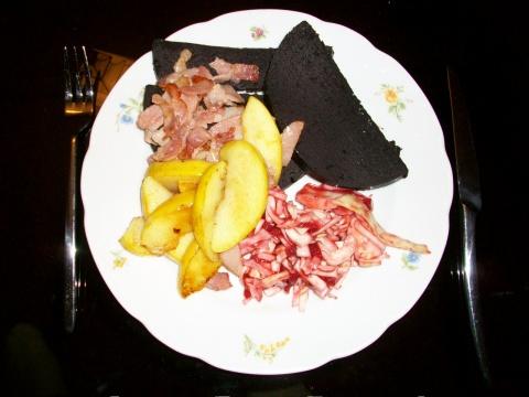 enkel mat till många gäster