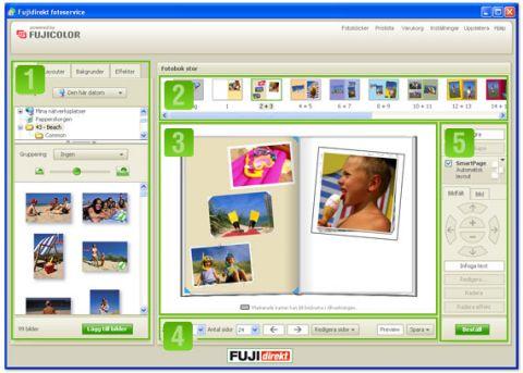 fujidirekt 100 bilder gratis kampanjkod