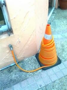 100921 garden hose TOEST