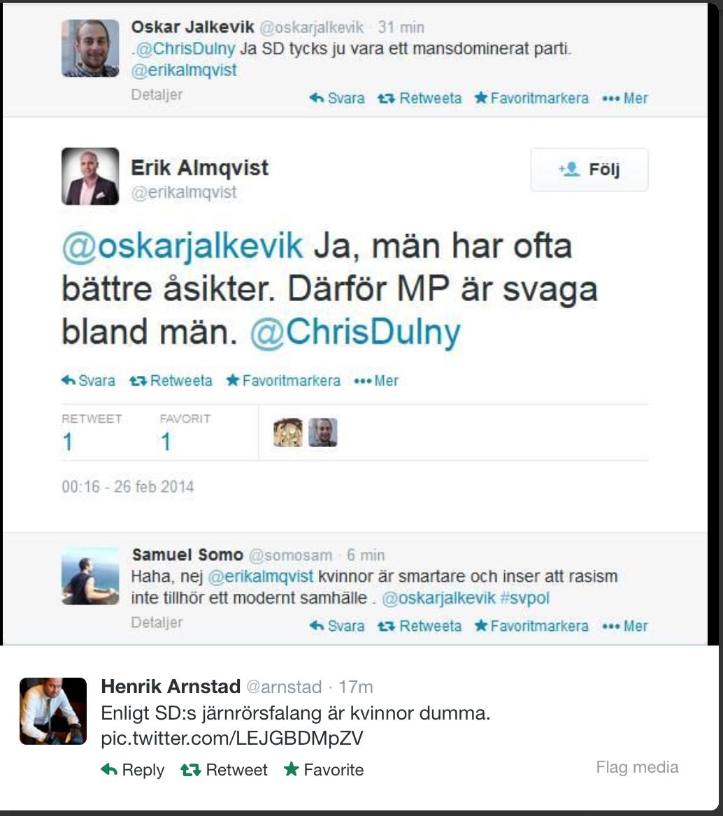 Almqvist om kvinnor