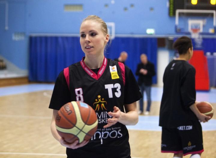 Agnes Nordström,Udominate