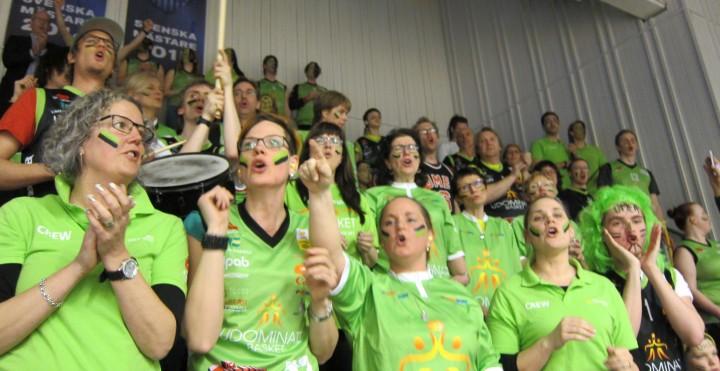 Umeås fans