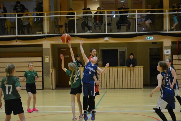 Inland basketcup