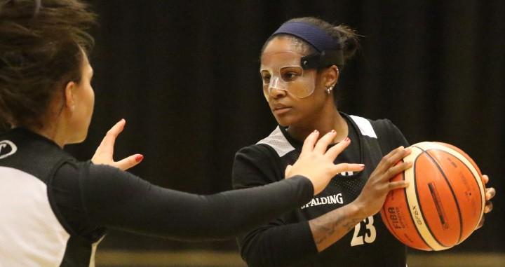 Tiffany Brown  ny Fantomen på operan