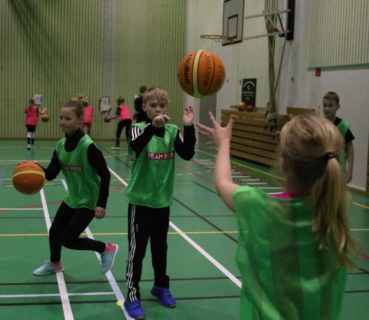 Basketbollens dag