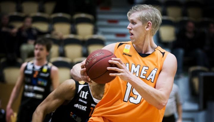 Basket: Umeå BSKT-Norrköping