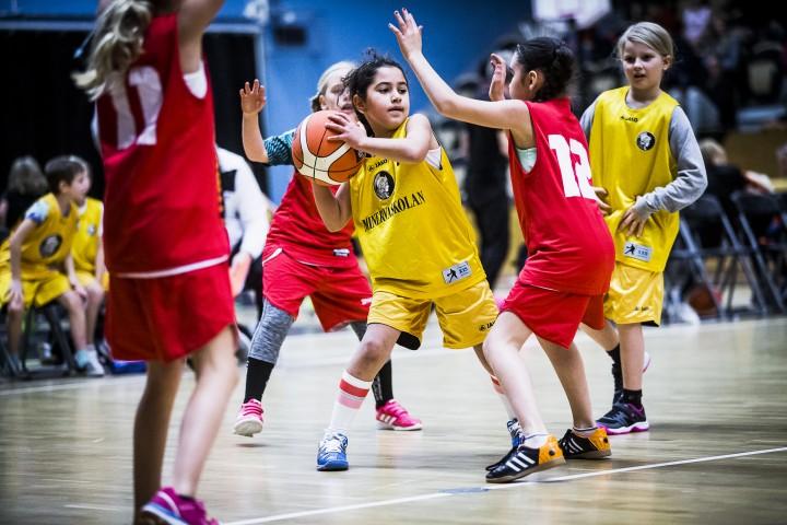 Easy basket arrangemang i GammliahallenDina Mahmoud nr 7