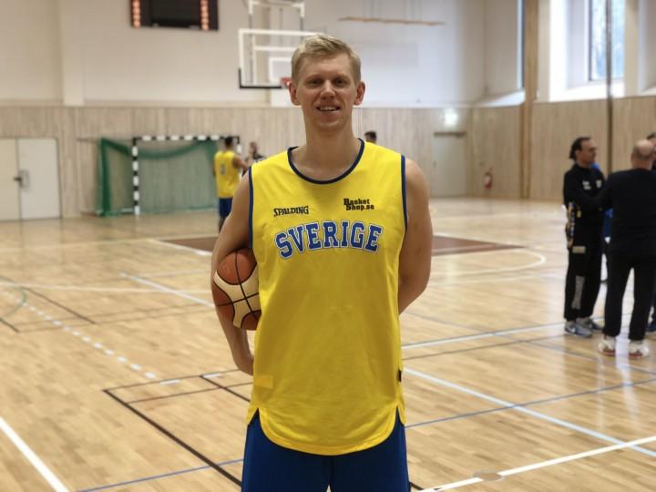 André Nilsson. Foto Robin Svensson
