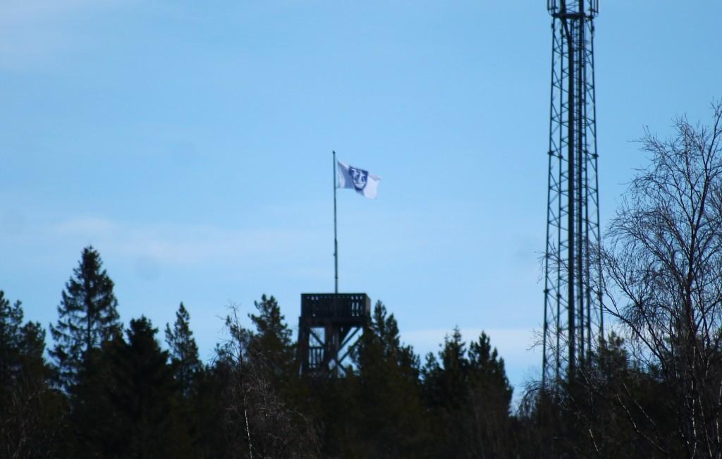 holmsundflagga