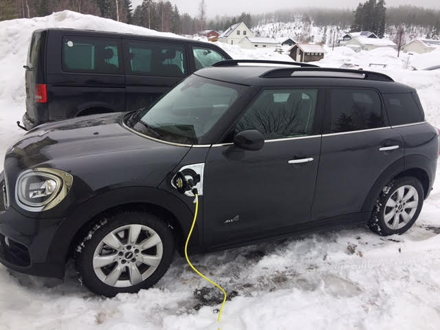 "Mini Cooper ""Countryman"" plug-in hybrid"