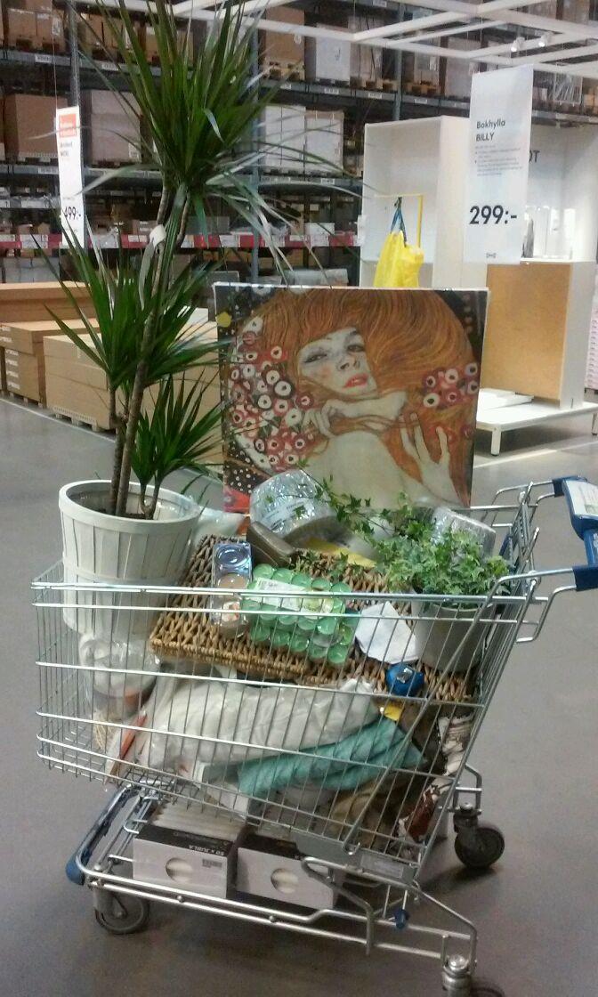 Äventyr på Ikea