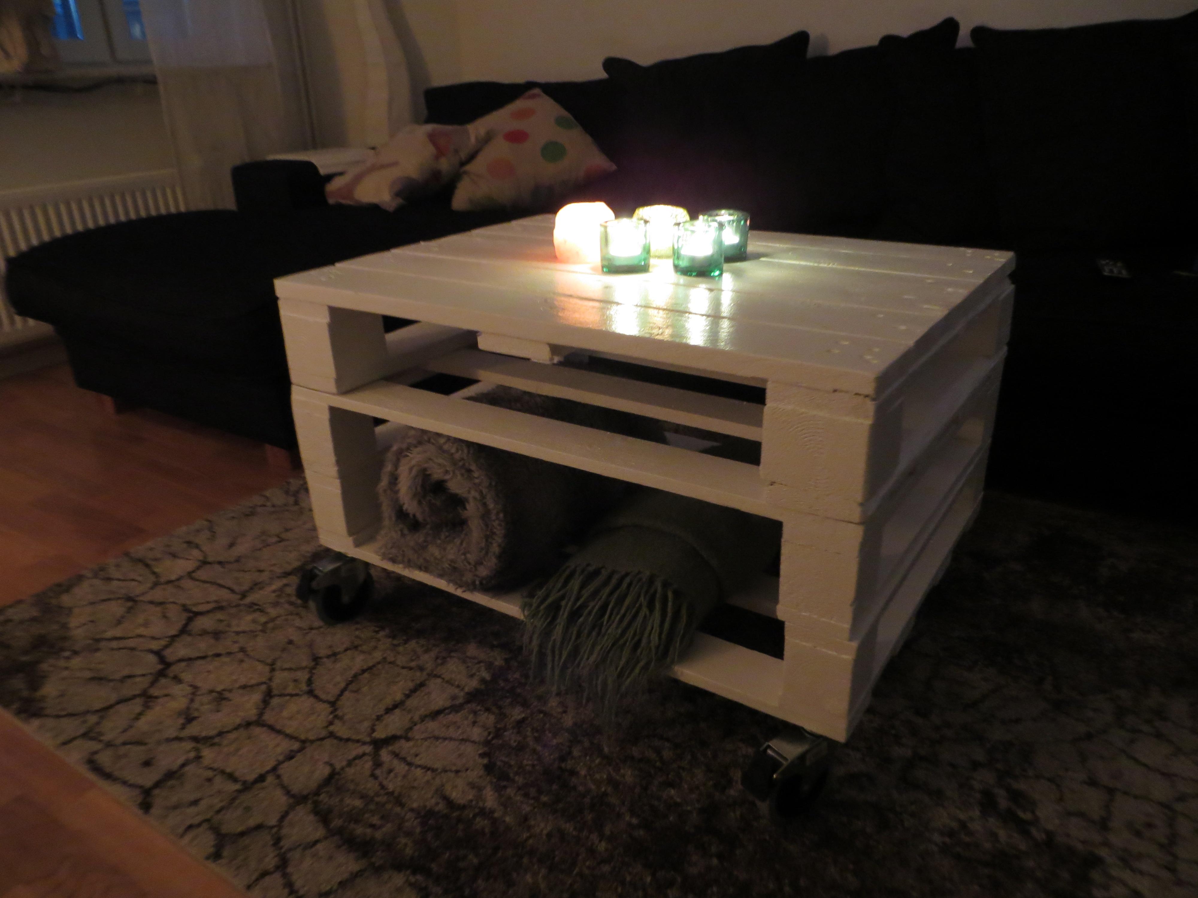 Roliga Möbler Gjorda Av Lastpallar Helena E Lack