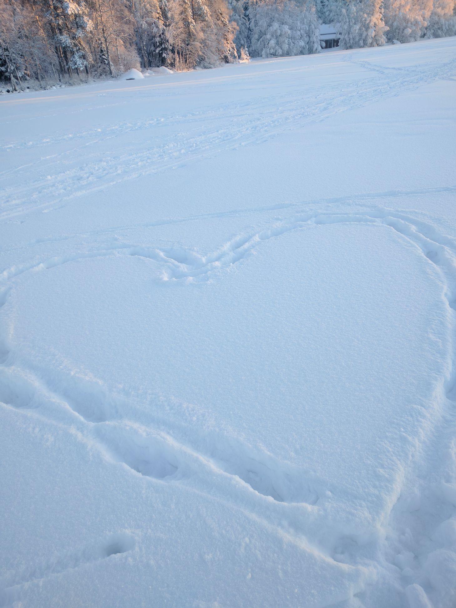 Varmt hjärta, kalla fötter