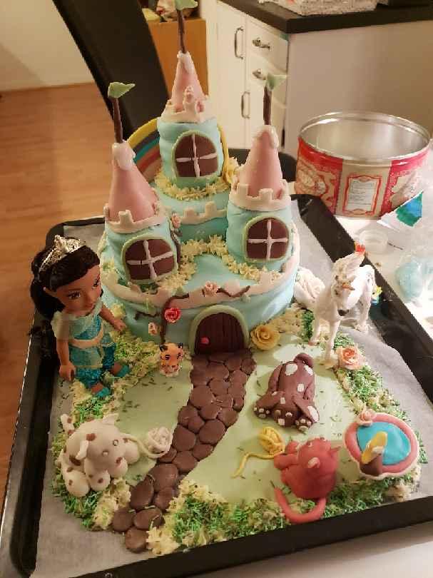 Tidernas tårta