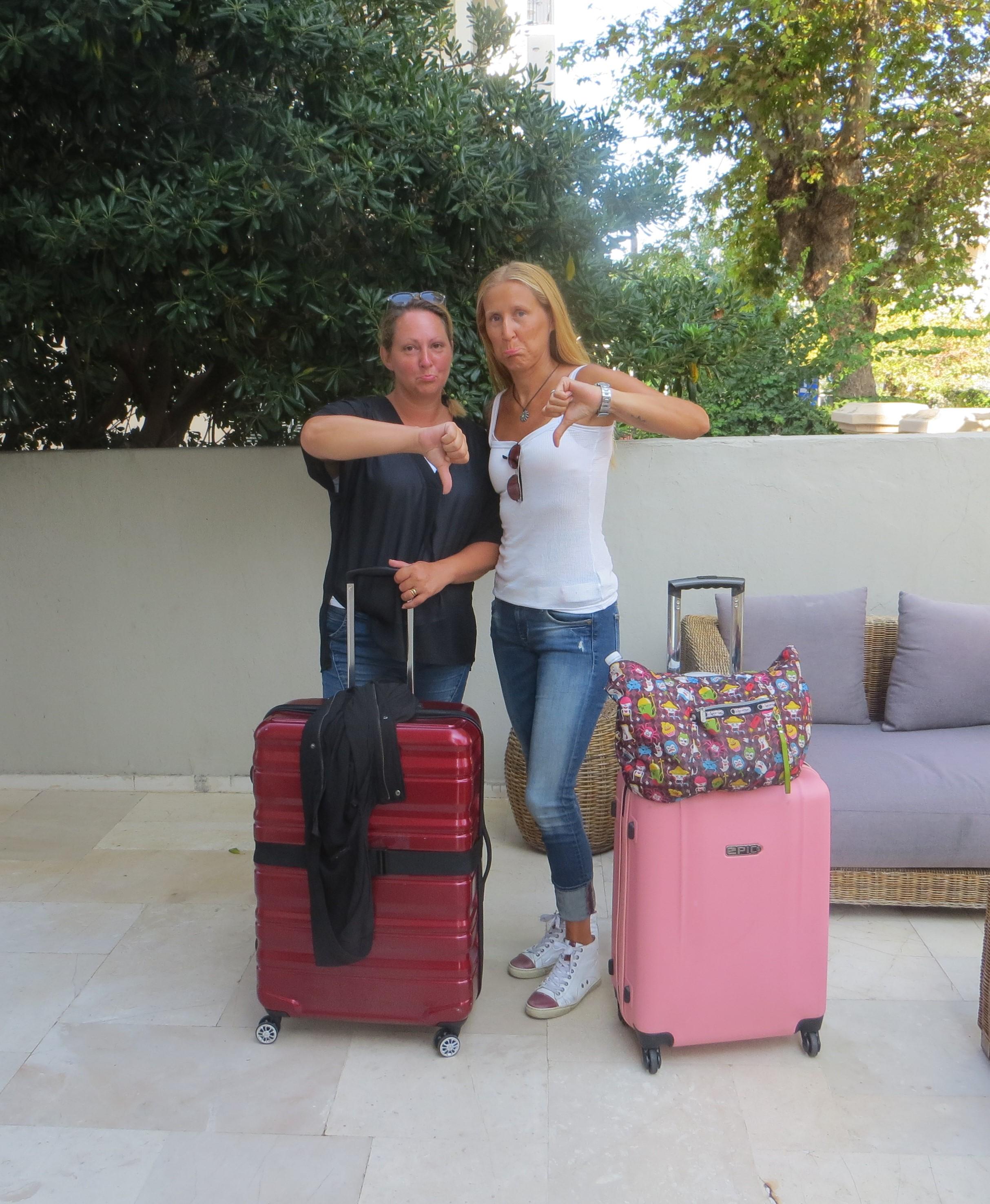 Ses snart igen hoppas jag.. Eller åtminstone nästa år ! Med samma rosa  väska och samma härliga sällskap! 1313d9be6ce7c