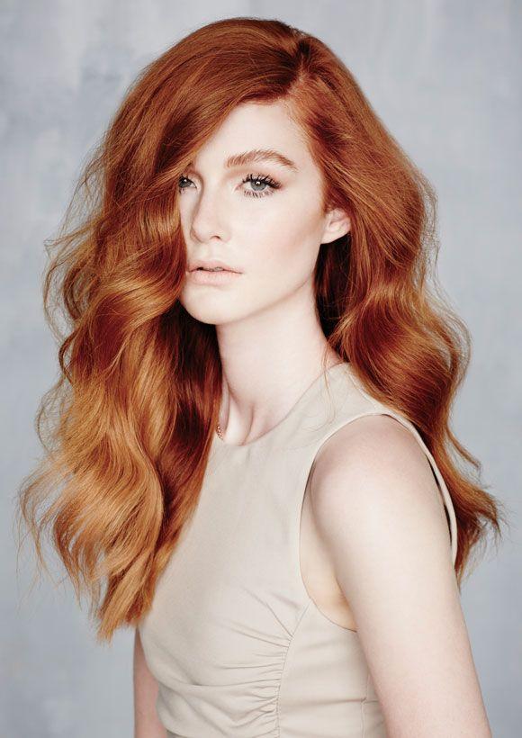 slarvig sex rött hår