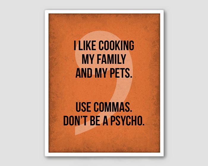 commas-psycho