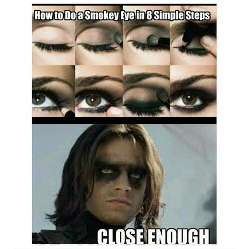 Smokey-Eye