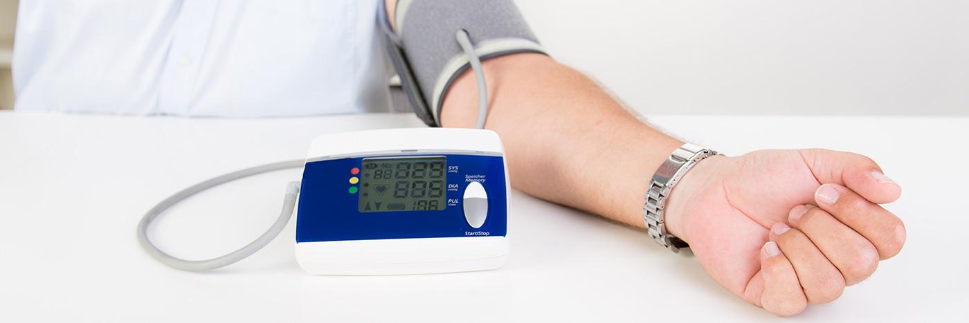 olika blodtryck i olika armar