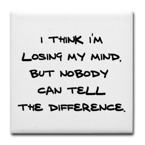 losing-my-mind