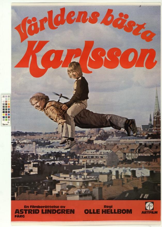 Världens bästa Karlsson (1974) Filmografinr 1974/15