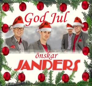 Janders Julbild