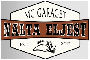 MC Garaget original logo