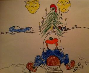 julgran klar 1