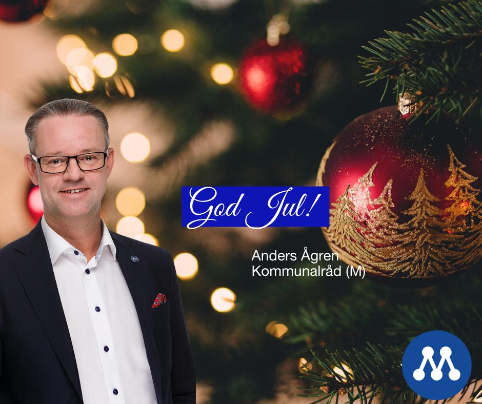 Anders Ågren God Jul 1