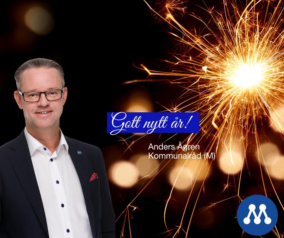 Anders Ågren Nyår 1