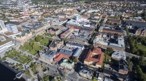 Umeå centrum