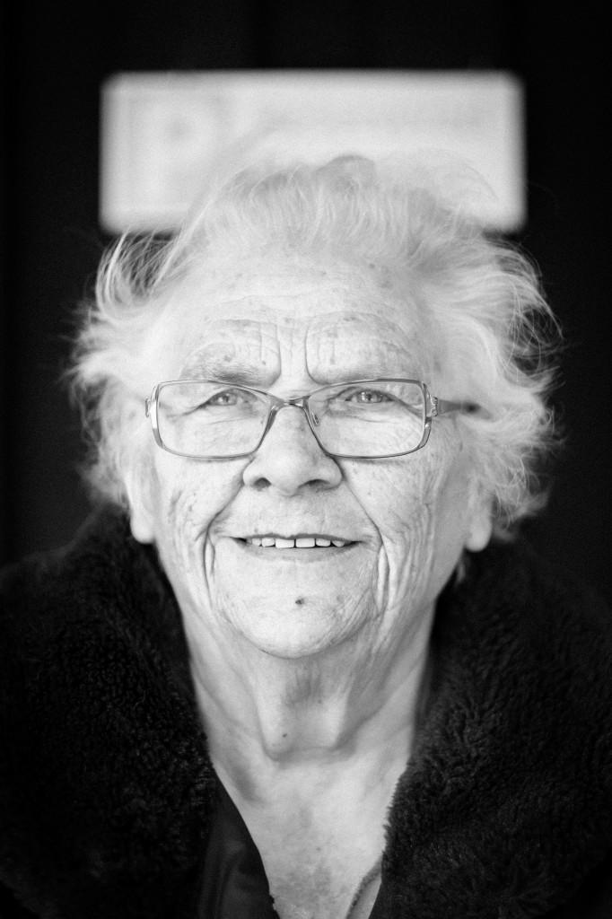 Mormor Britta aka G-mormor