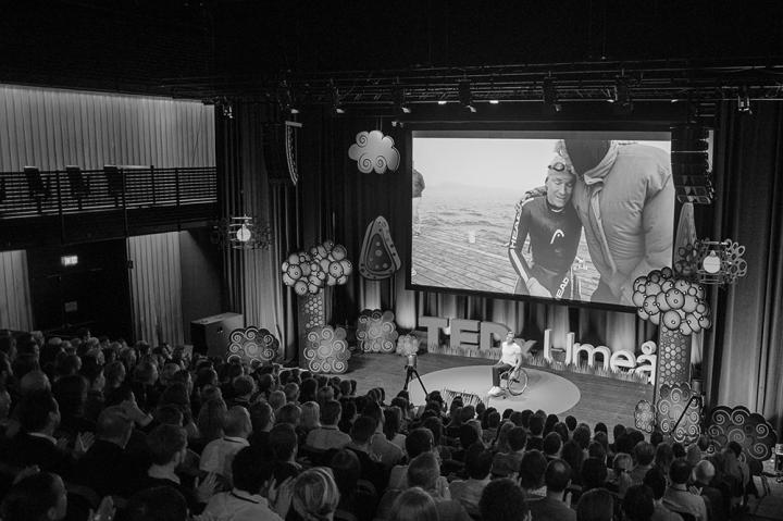 TEDxUÅ
