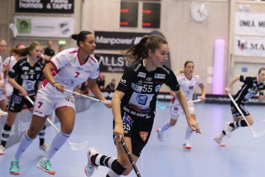 Sandra Törnqvist (till vänster) Clara Forssén (mitten) Felicia Lilja (till höger) Foto: Magnus Andersson