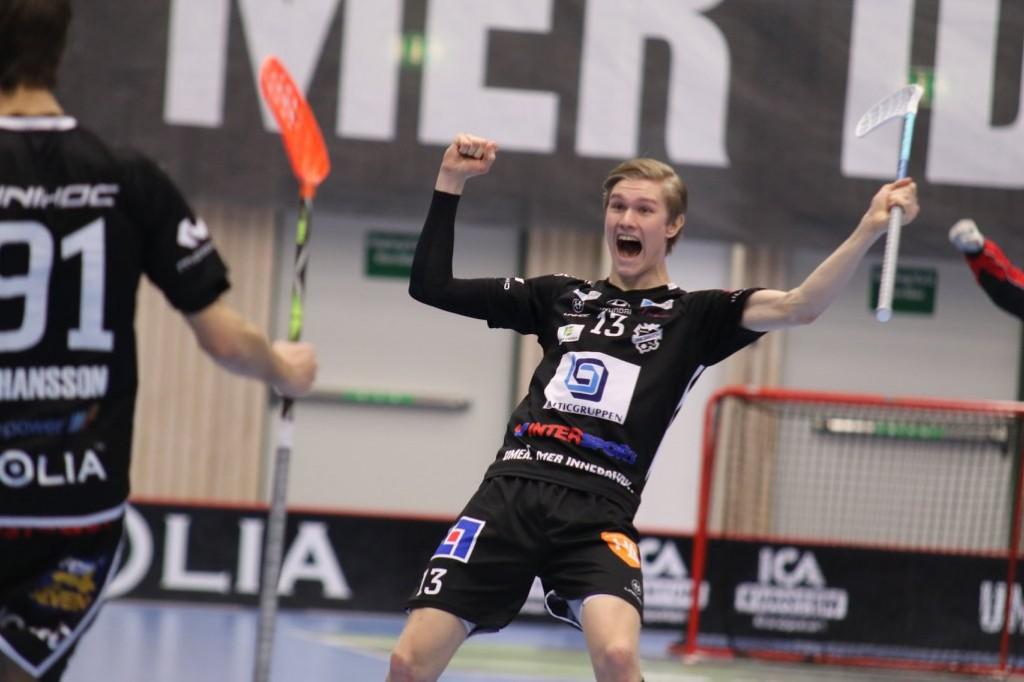 Henrik Sjöström Foto: Magnus Andersson