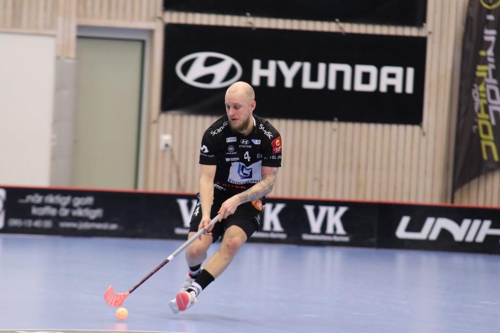 Mattias Ljunggren Foto: Magnus Andersson