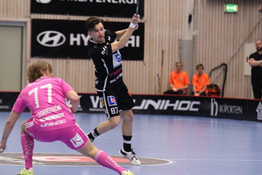 Patrik Rokka Foto: Magnus Andersson