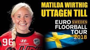 Matilda Wirthig Bildkälla: www.ibkdalen.se